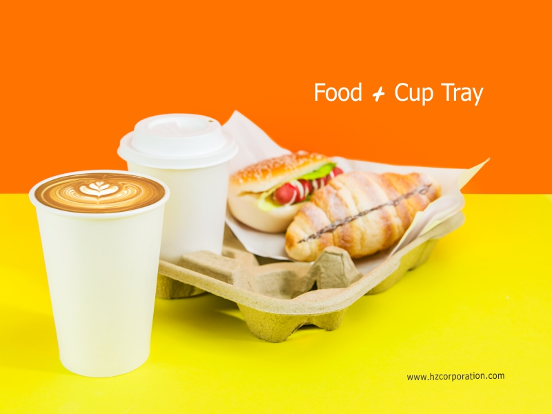 Food & Cup Tray